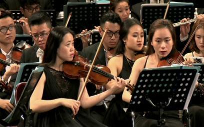 """Embedded thumbnail for Giao hưởng thơ """"Đất nước anh hùng"""" của La Thăng"""