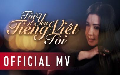 """Embedded thumbnail for MV """"Tôi yêu tiếng Việt tôi"""" của Ngọc Lễ, Phương Thảo"""