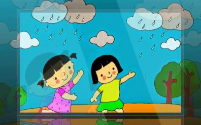 Embedded thumbnail for Hạt mưa và bé