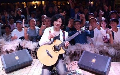 Nghệ sĩ guitar Nhật Yuki Matsui đến Việt Nam biểu diễn