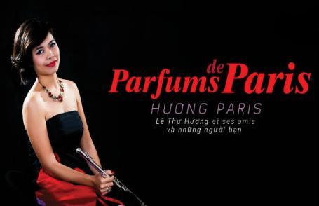 Hương Paris – Lê Thư Hương và những người bạn