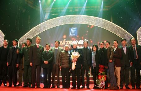 Giải thưởng Hội NSVN 2017