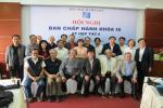 Hội nghị Ban Chấp hành Hội Nhạc sĩ Việt Nam khóa IX, kỳ họp thứ 8