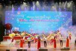 """Chương trình nghệ thuật """"60 năm đồng hành cùng dân tộc"""" tại Vĩnh Phúc"""