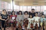 Ra mắt Dàn nhạc giao hưởng thiếu niên đầu tiên ở Việt Nam