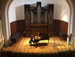 Embedded thumbnail for Đặng Thái Sơn: Scherzo №2 b-moll op.31của Chopin