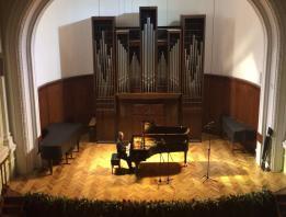Embedded thumbnail for Đặng Thái Sơn: Bốn mazurka của Chopin