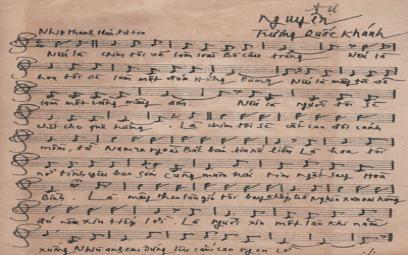 """Về ca khúc """"Tự nguyện"""" của Trương Quốc Khánh: Có đúng... """"Nếu là người""""?"""