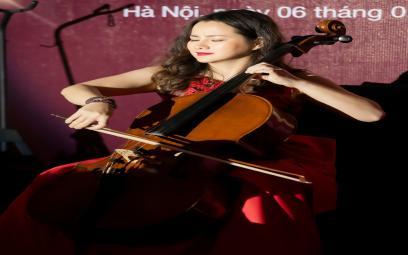Nghệ sĩ cello Hà Miên ra album