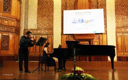 Liên hoan Âm nhạc mới Á - Âu: Chùm ảnh 6