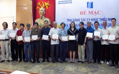 Tập huấn chuyên môn 4/2021 của Hội Nhạc sĩ Việt Nam - chùm ảnh 1